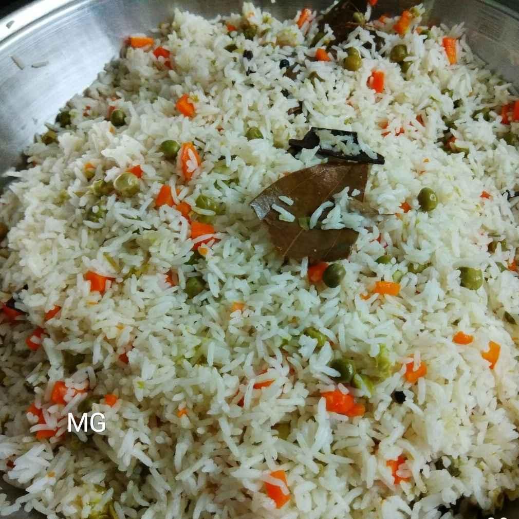 Photo of Veg pulao by Manisha Sanjay at BetterButter