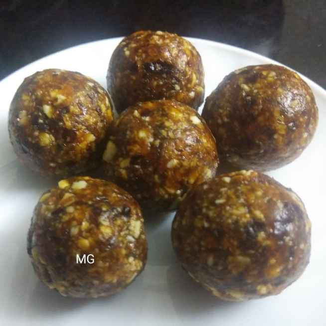 Photo of Dates ladoo by Manisha Sanjay at BetterButter