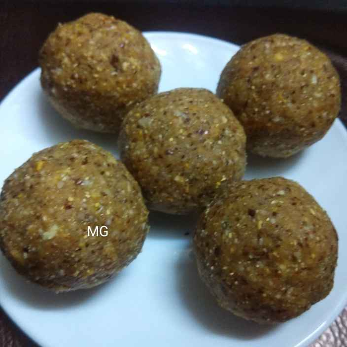 Photo of Healthy ladoo by Manisha Sanjay at BetterButter
