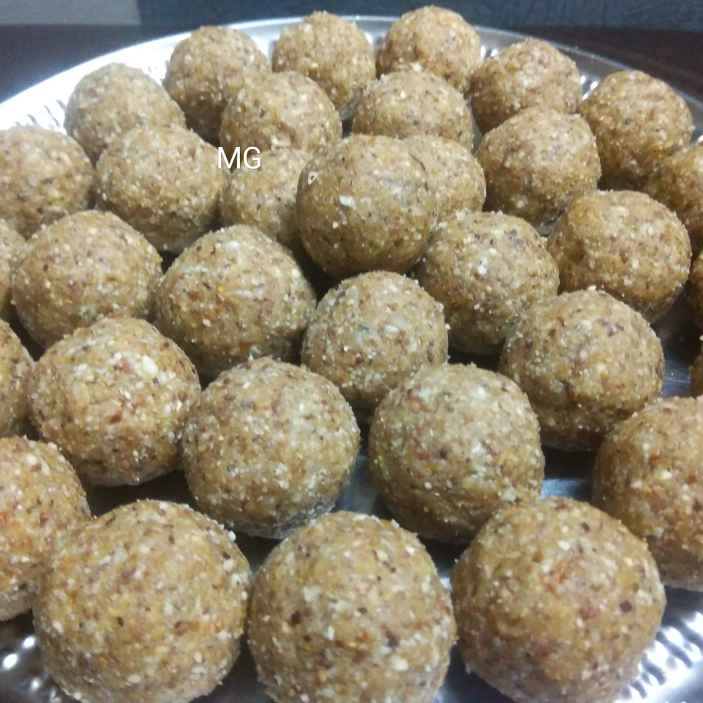 Photo of Methi and dink ladoo by Manisha Sanjay at BetterButter