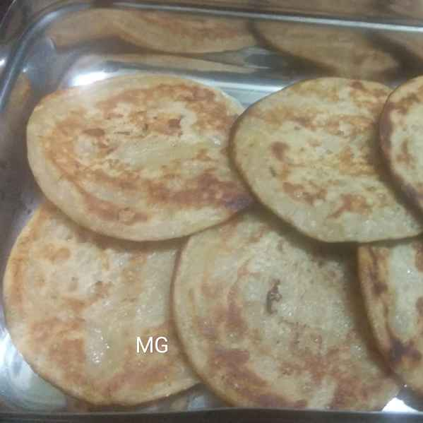 Photo of Jowar flour pan cake by Manisha Sanjay at BetterButter