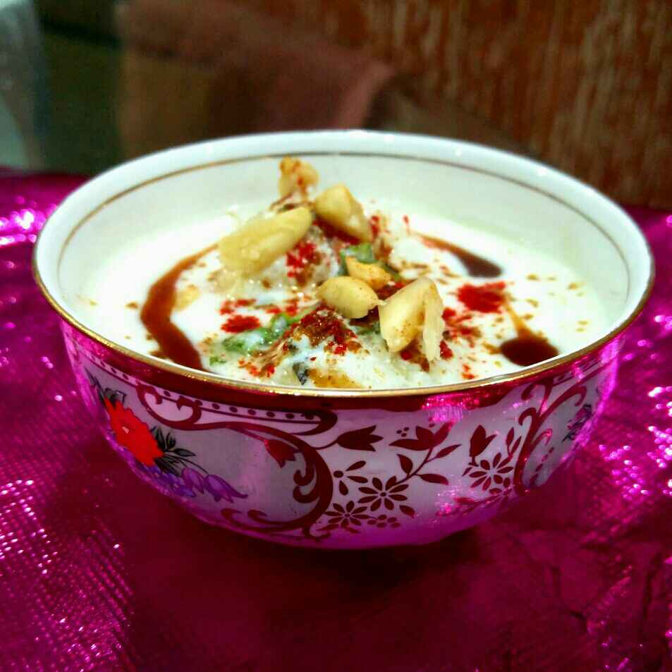How to make Dahi Wada for Fast( Navaratri recipe)
