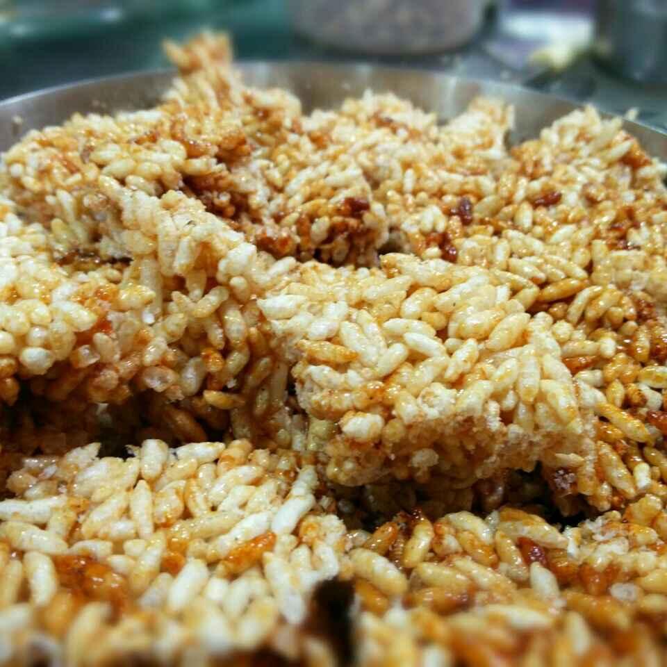 Photo of Instant Crispy Murmura Chikki (Puffed Rice) by Manisha Shukla at BetterButter
