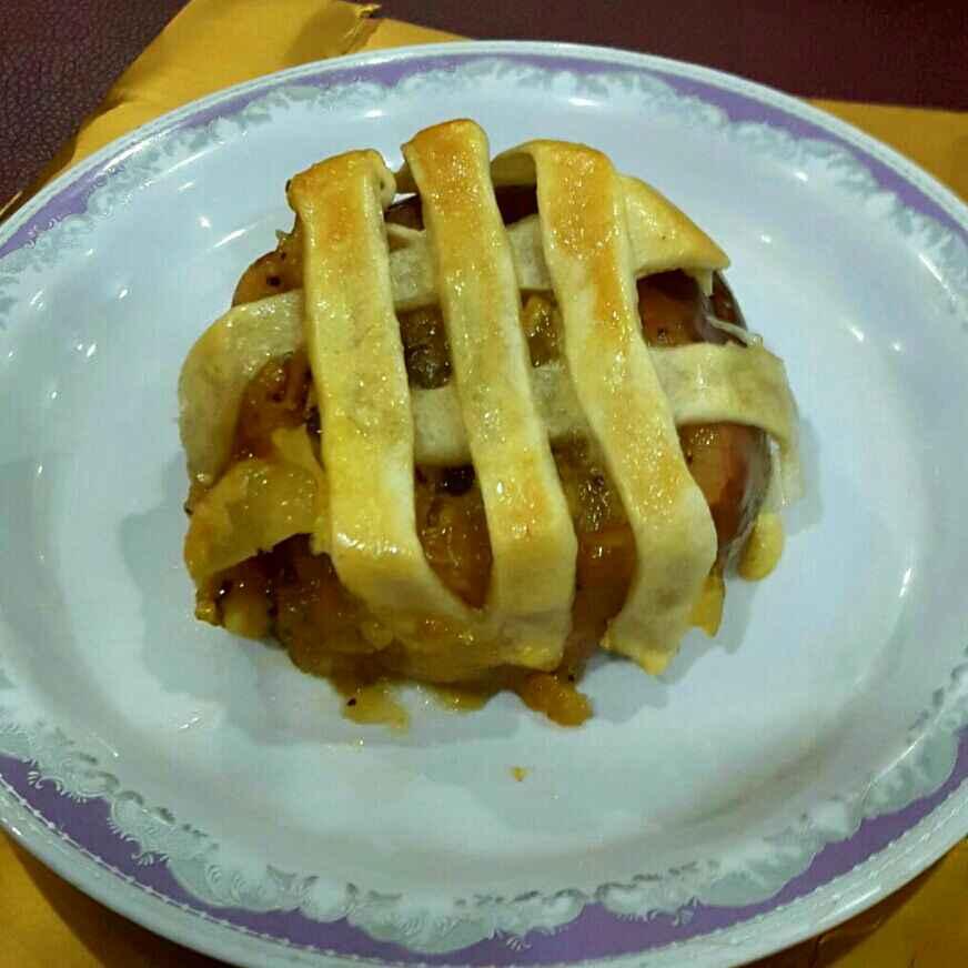 How to make Orange and Apple Pie