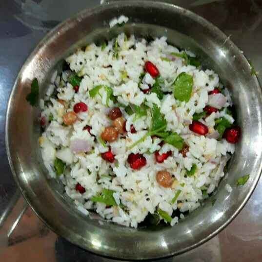 How to make Curd rice my style.( from East to South)