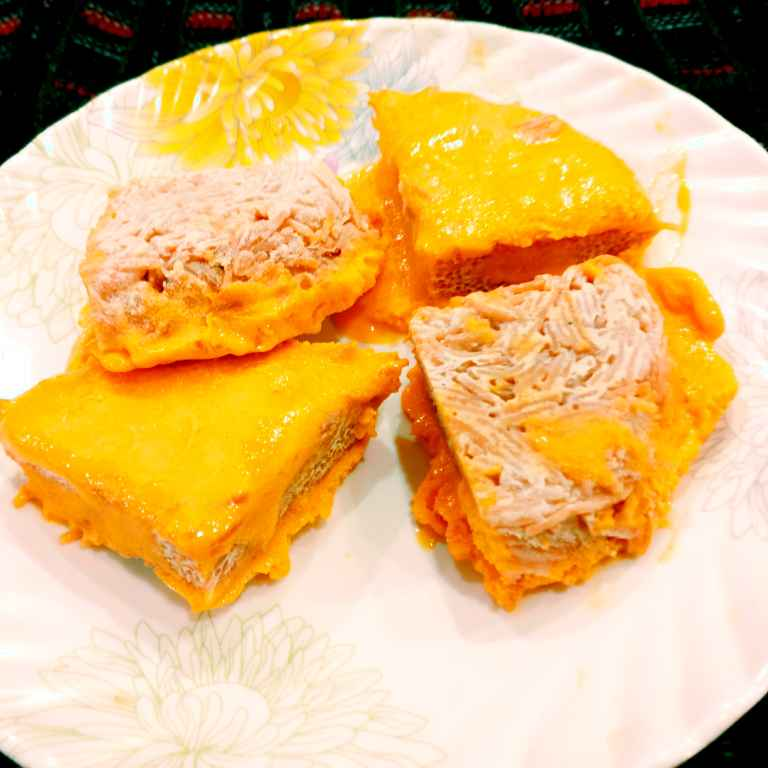 How to make Vermicelli Sacch Mucch Aam No Bake Cake( Biranj) .