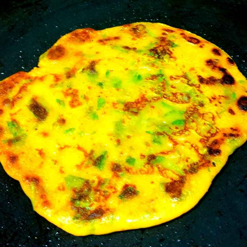 How to make Ragi and Rice Dhebra ( Gluten free)