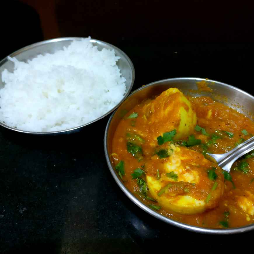 Photo of No mess Anda curry. ( Comfort  your taste buds.) by Manisha Shukla at BetterButter