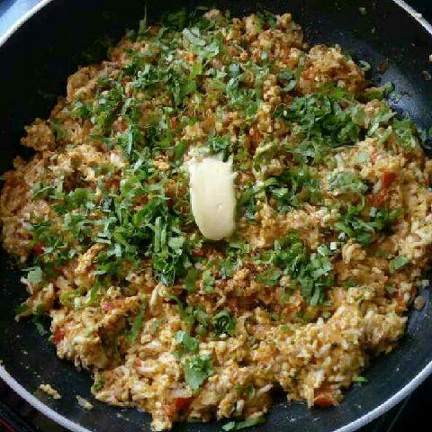 How to make Boiled Egg Keema