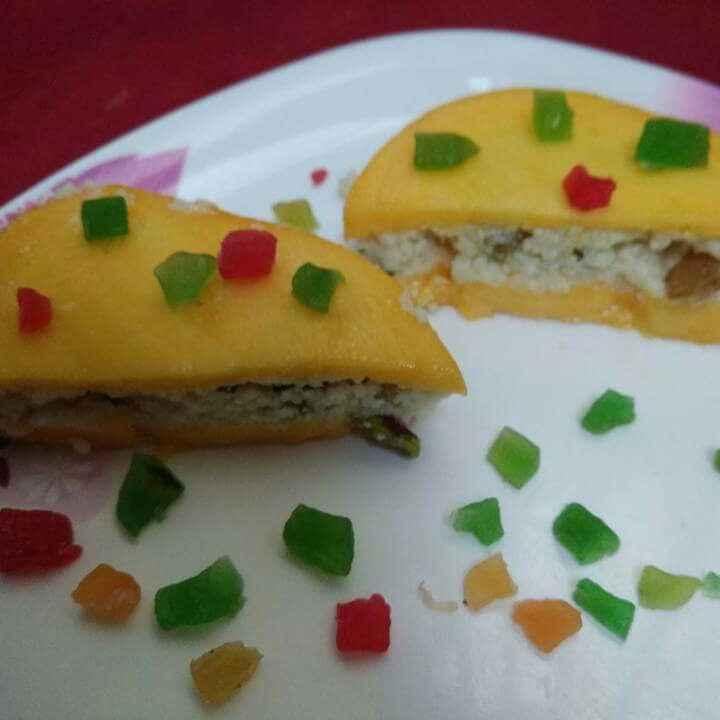 How to make Mango sandwiches