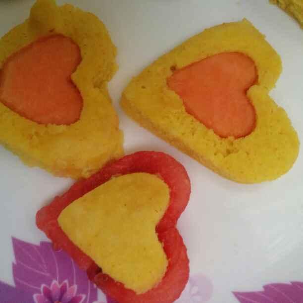 How to make Frutty dokla