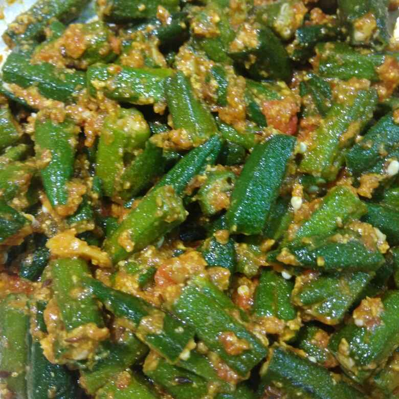 Photo of Bhindi dahi masala by manju bansal at BetterButter