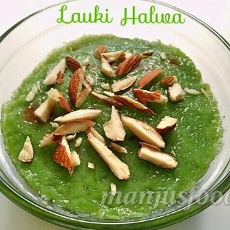 How to make Lauki Halwa / Bottlegourd Fudge