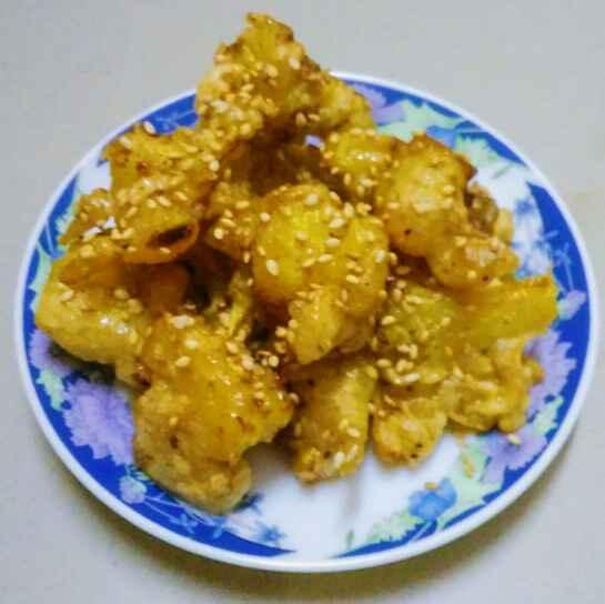 Photo of Honey cauliflower by manjula rao at BetterButter