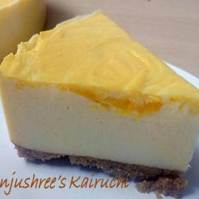 Photo of Mango Curd Cake by Manjushree Adarsha at BetterButter