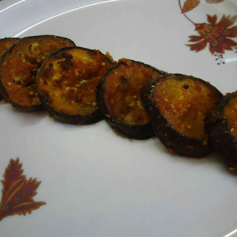 Photo of Brinjal Tawa Fry by Manjushree Sooraj at BetterButter