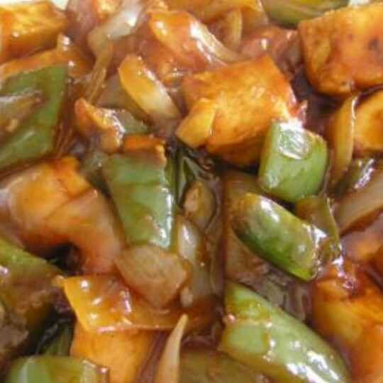 How to make Chilly paneer with gravy.