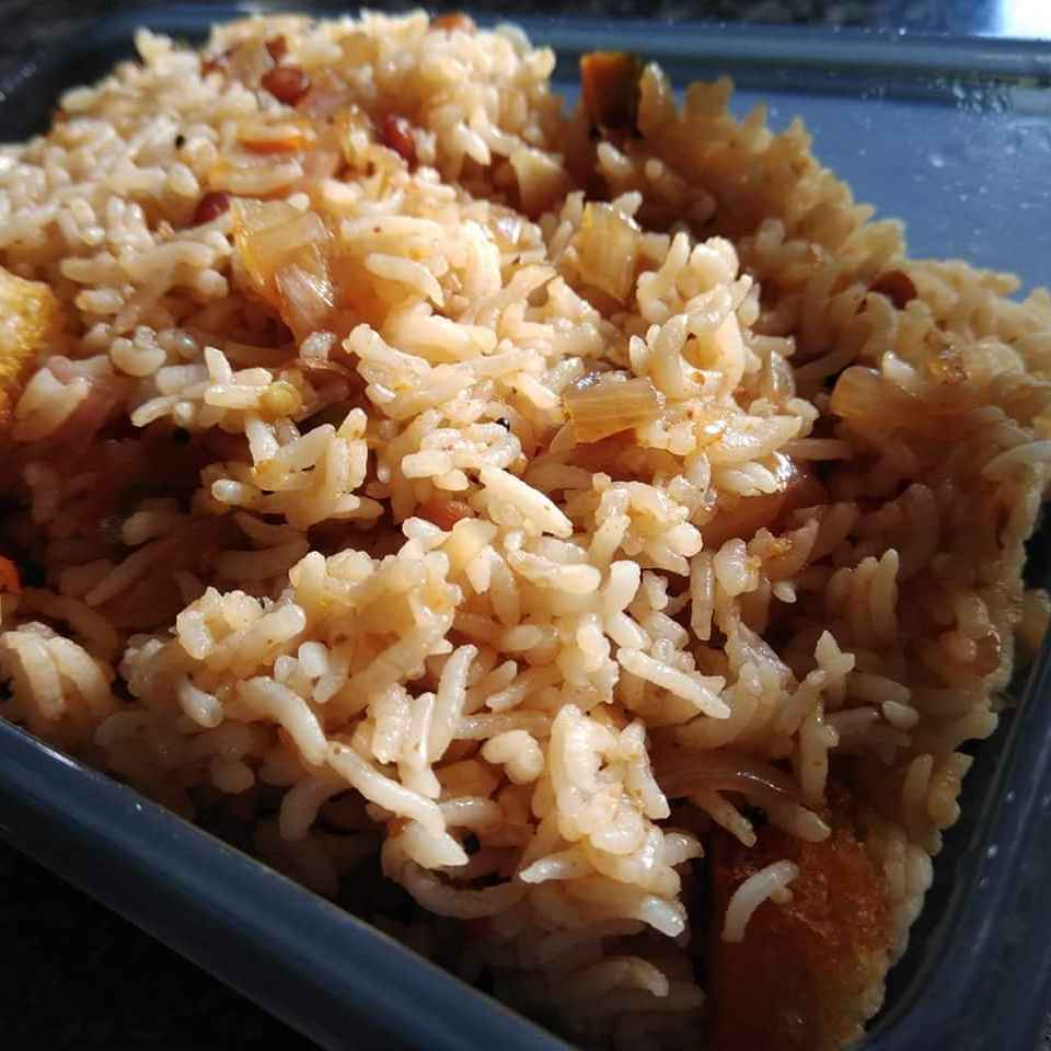 Photo of Rusk fried rice by mano langra at BetterButter