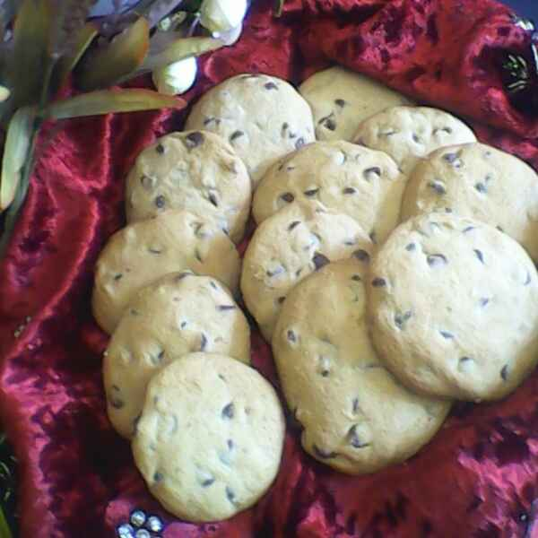 How to make Chocochips crunchy cookies
