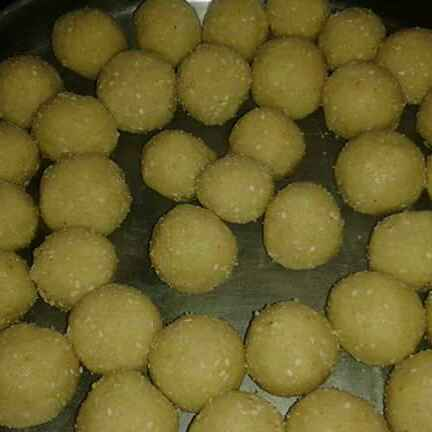 How to make Khoya Till Laddoo