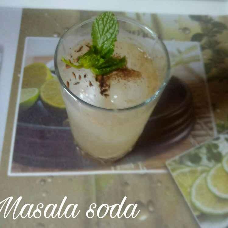 Photo of Masala Soda by Ritu  at BetterButter