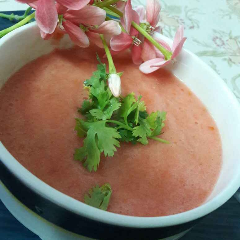 Photo of Tomato soup by manya  at BetterButter