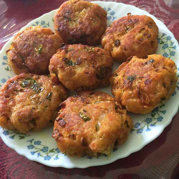 Photo of Bread vadai by Margaret Charles at BetterButter