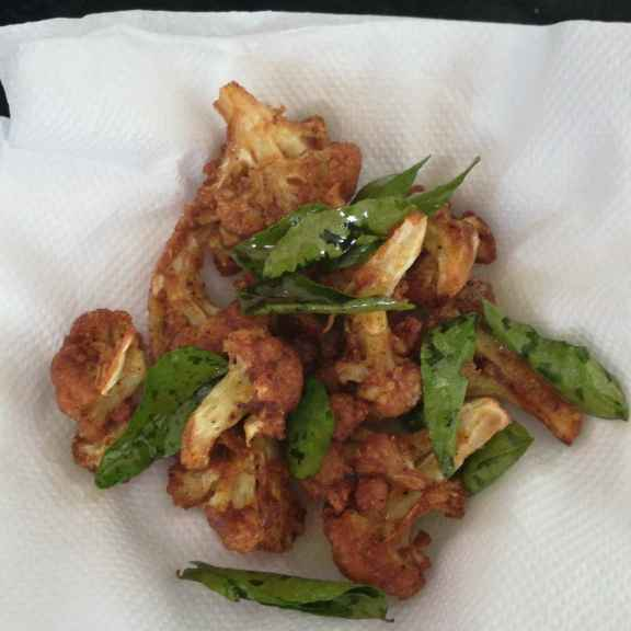 Photo of Crispy cauliflower fry by Gilda Kidson at BetterButter