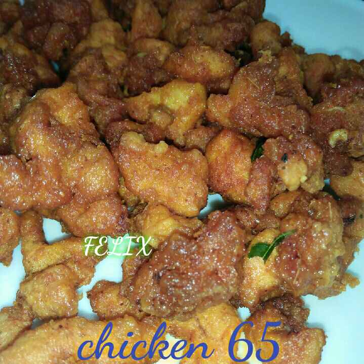 How to make Andra Chicken 65
