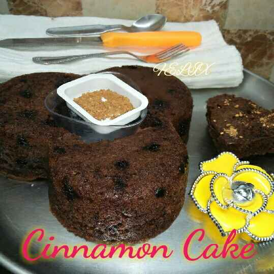Photo of Chocolate Cinnamon Cake Recipe by Maritta Felix at BetterButter