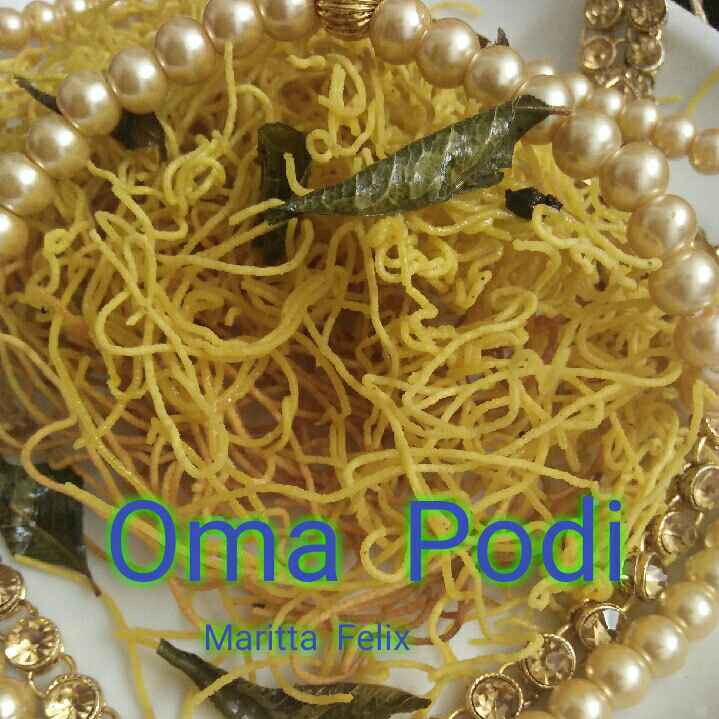 How to make Oma Podi