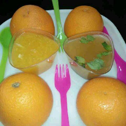How to make Salt And Sweet Orange juice