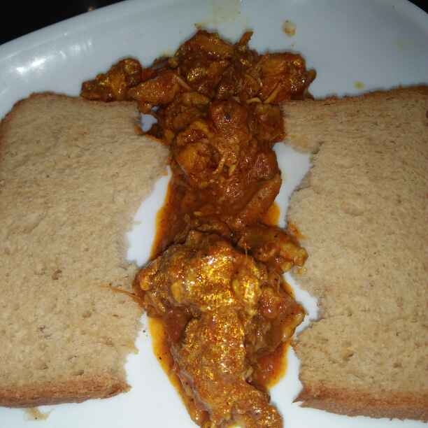 How to make Brown Bread & Butter Chicken