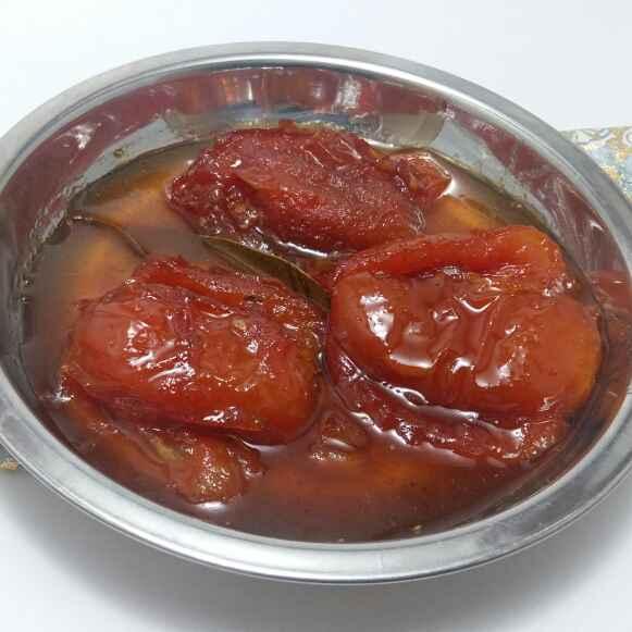 Photo of Khamen-Aseenba Thongba (Sweet Tomato Chutney) by Shyamola Mayengbam at BetterButter