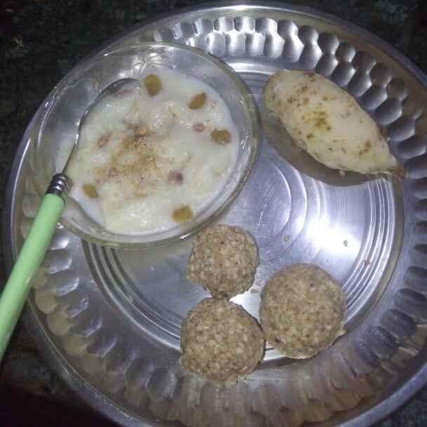 How to make Pendhichi Kheer