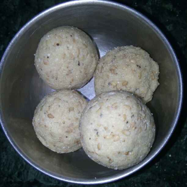 Photo of Tandlache ladoo by Maya Ghuse at BetterButter