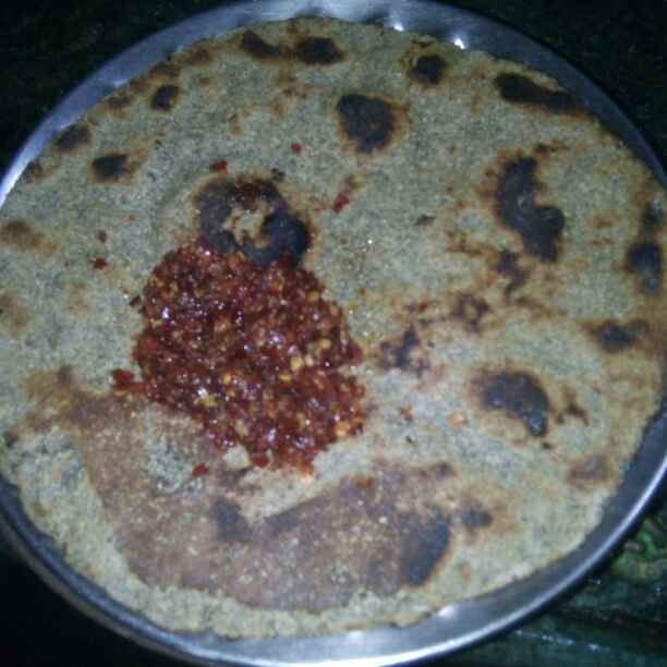 Photo of Bajra Bhakri by Maya Ghuse at BetterButter