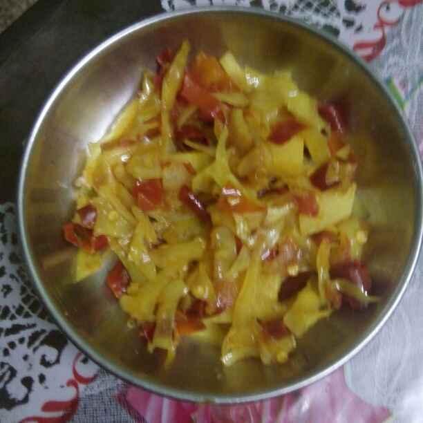 Photo of Batatakobi bhaji by Maya Ghuse at BetterButter