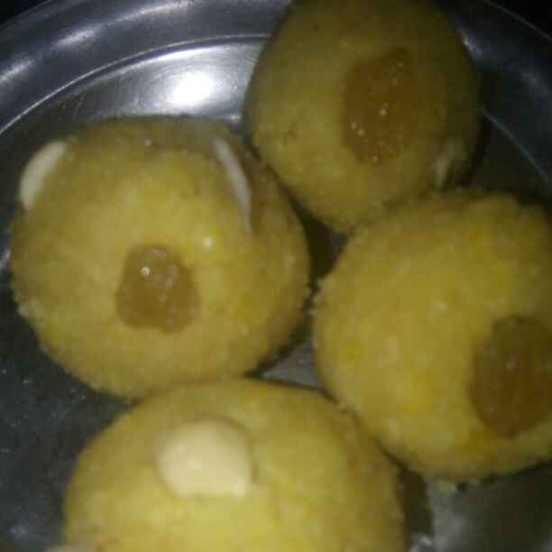 How to make Chanadal ladoo