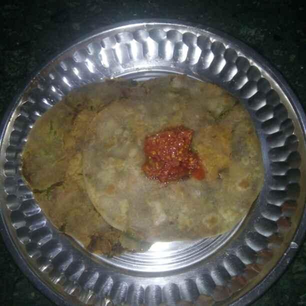How to make Zunka parata