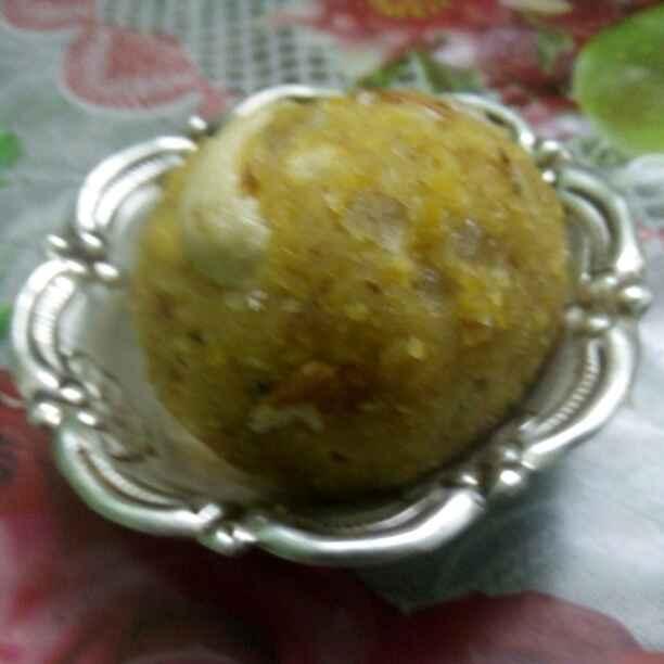 Photo of Tirupati ladoo by Maya Ghuse at BetterButter