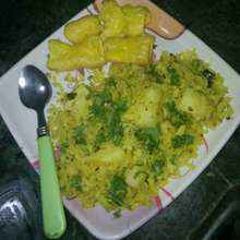 Photo of Aalu poha by Maya Ghuse at BetterButter