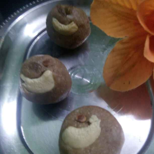 Photo of Wheatflour ladoo by Maya Ghuse at BetterButter