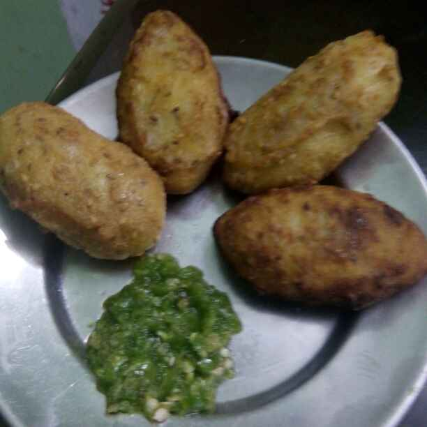 Photo of Upma cutlet by Maya Ghuse at BetterButter