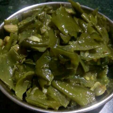 How to make वाल सब्जी