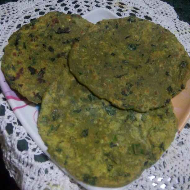 Photo of Methi parata by Maya Ghuse at BetterButter