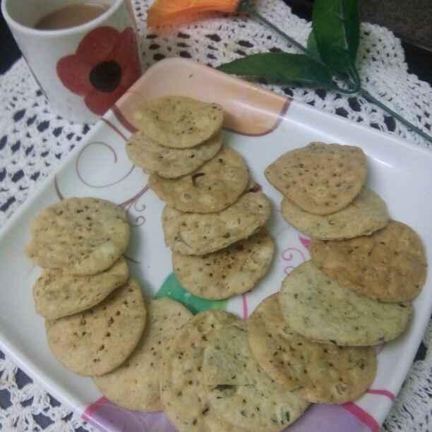 How to make मेथी की मठरी