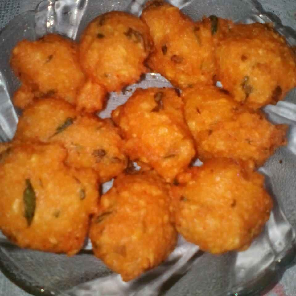 How to make Mix dal vada