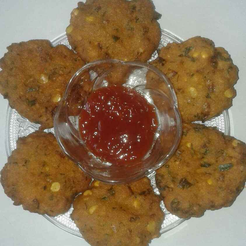 How to make Dal vada