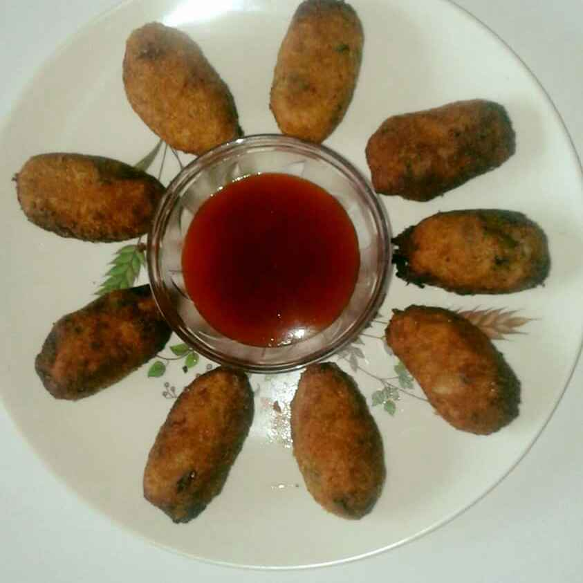 Photo of Alu kebab by Maya Joshi at BetterButter